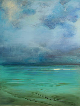 Emerald Waters by Michele Hollister - for Nancy Asbell