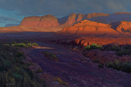 Emerging 24x36 by Cody DeLong