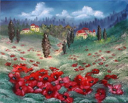 Emilia Romagna by Barbara Teller