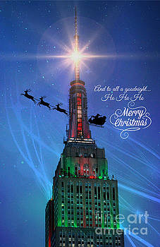 Empire Christmas by Lilliana Mendez