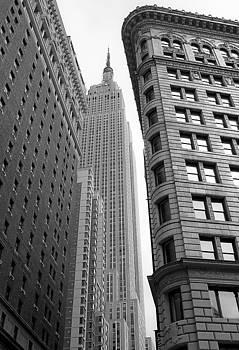 Empire State Building by Antonio Gruttadauria
