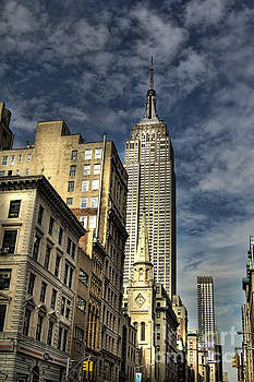Chuck Kuhn - Empire State Building I