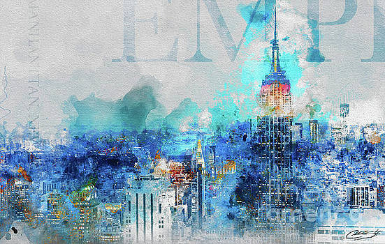 Empire State by Chuck Styles