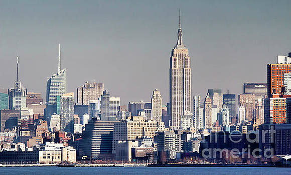 Chuck Kuhn - Empire State Manhattan