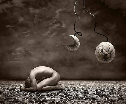 Emptiness by Jacky Gerritsen