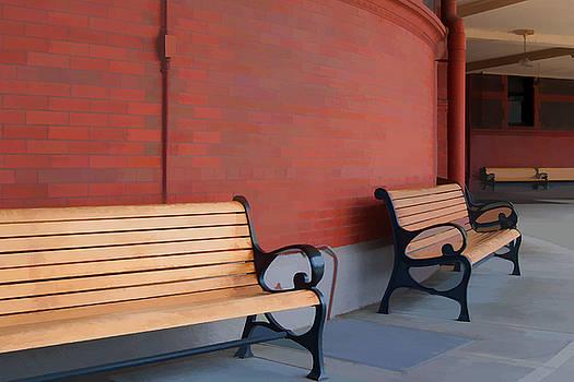 Empty Benches by Noel Zia Lee