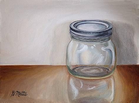 Empty by Gretchen Matta