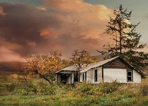 Empty House by Theresa Tahara