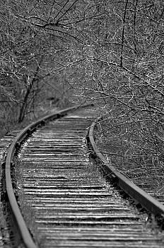 Empty Tracks by Juls Adams