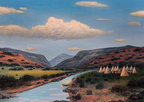 Encampment by Gordon Beck