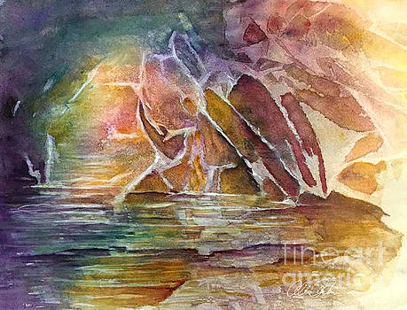 Enchanted Cavern by Allison Ashton