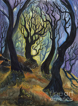 Enchanted Forest by Cori Caputo