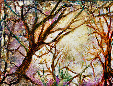Enchanted Forest by Elaine Hodges