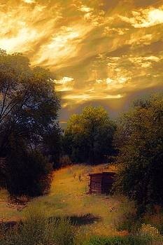 Enchanted Landscape by Joseph Frank Baraba