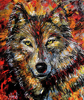 Encounter by Debra Hurd
