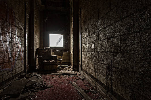 End of the Hall by CJ Schmit