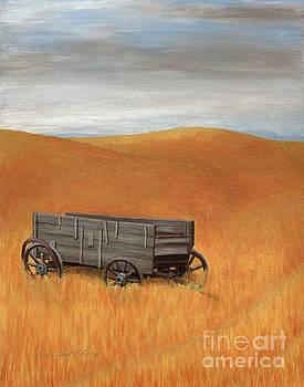Endless Prairie by Kurt Holdorf