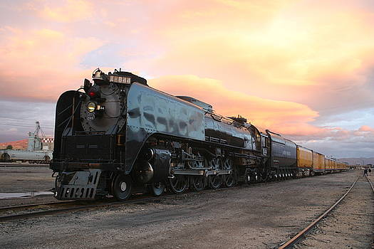 Engine 844 by Laurie Penrod