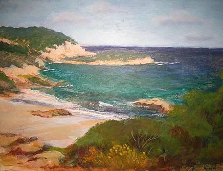 Yvonne Ayoub - England Cornish Bay