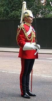 Yvonne Ayoub - England London Guardsman