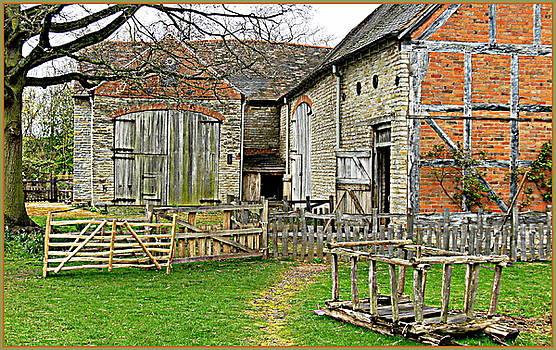 English Barnyard by Mindy Newman