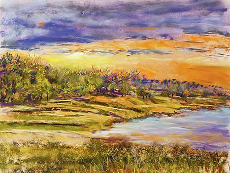 Barry Jones - Enid Shore Sunrise