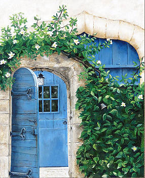 Enter My Garden by Denise H Cooperman