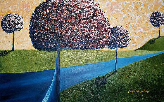 Enter the Good Land Deuteronomy 8-7 by Alexandra Torres