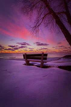 Enters The Unguarded Heart by Phil Koch