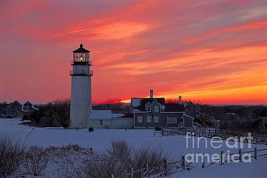 Amazing Jules - Epic Sunset at Highland Light