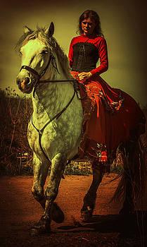 Jenny Rainbow - Equestrienne. Moon Light