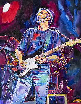 David Lloyd Glover - ERIC CLAPTON and BLACKIE