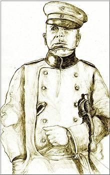 Erich Von Strohein by Didier DidGiv