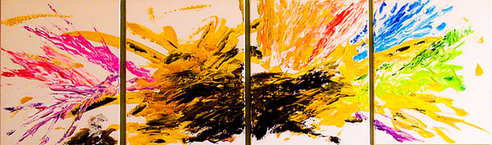 Eruption by J Ringo