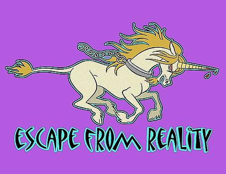 Escape From Reality by J L Meadows