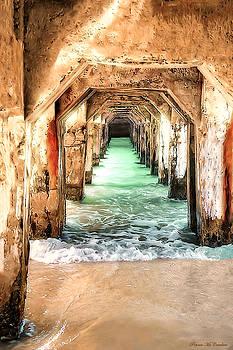 Escape to Atlantis by Pennie  McCracken