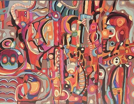 Escondidos # 6 by Jeffrey Davies