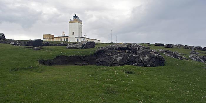 Eshaness Lighthouse by Steve Watson