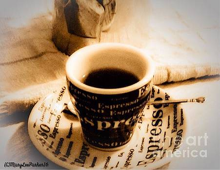 Espresso Anyone by MaryLee Parker