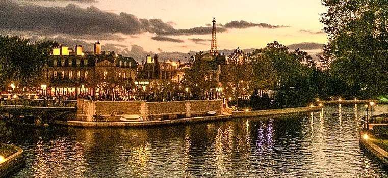 Essence of Paris by Rachel E Moniz
