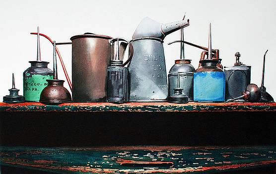 Essential Oils by Denny Bond