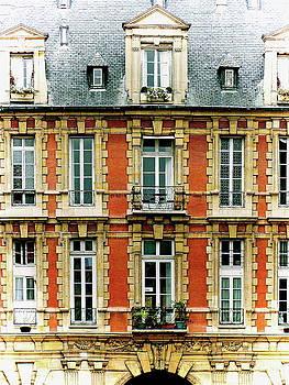 Eternal Paris by Ira Shander