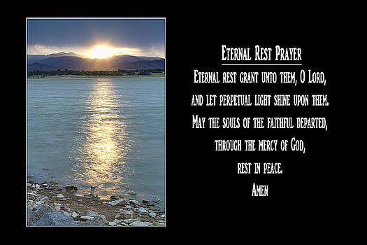 James BO  Insogna - Eternal Rest Prayer