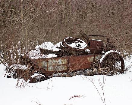Eternal Rusting Place by Alice Mainville