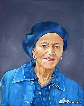 Ethel Pearl by Gwendolyn Frazier