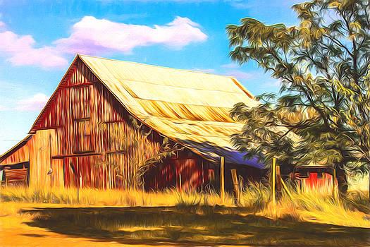 Barry Jones - Eureka Road Barn - 2