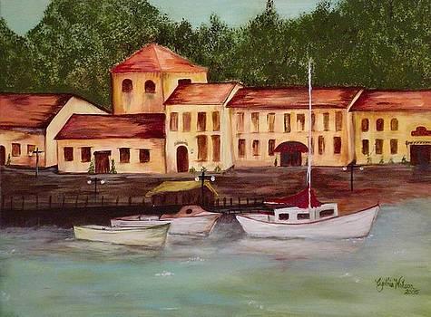 Euro Seaside II by Cindy Watson