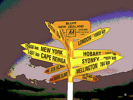 European Road Signs by Charles Shoup