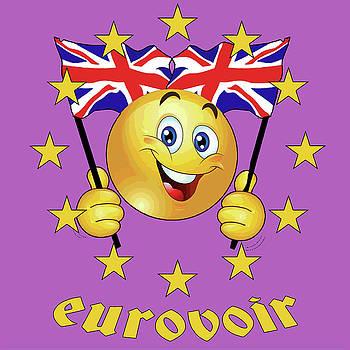 Eurovoir by Peter Stevenson
