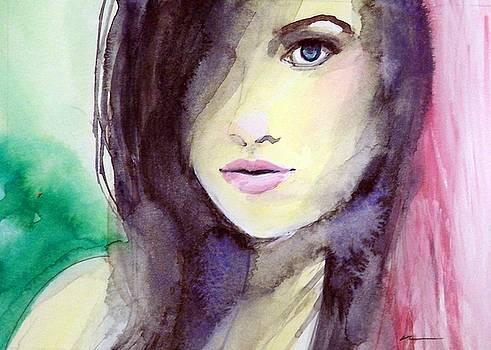 Olivia by Ed  Heaton